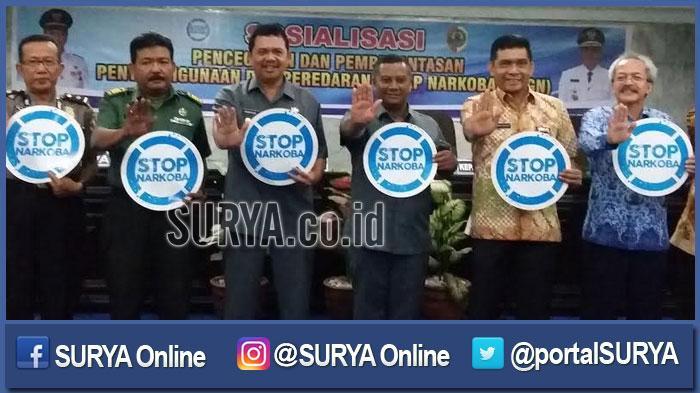 Mojokerto Belum Punya BNNK, Usulkan ke Menteri PAN