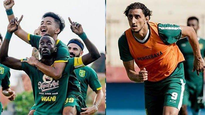 BERITA PERSEBAYA Hari ini Populer, 9 Pemain Absen Lawan Arema FC & Kondisi Terkini Mahmoud Eid-Aryn