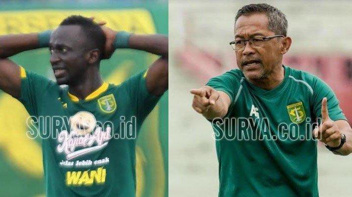 Kapten Persebaya Surabaya Makan Konate Rindu Atmosfer Pertandingan