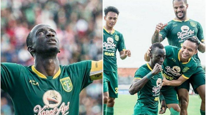 Enggan Pilih Lawan, Makan Konate Siap Hadapi Arema FC Atau Persija di Semifinal Piala Gubernur Jatim