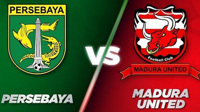 Jadwal Persebaya Surabaya vs Madura United Liga 1 2019 pekan ke-13, Laga Akan Dimulai Lebih Awal