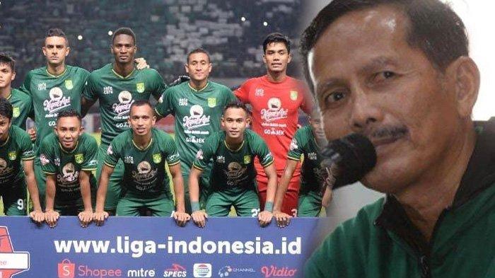 Persebaya Lepas Coach Djanur Seusai Hasil Imbang dari Madura United