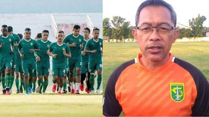 Berita Persebaya Populer Hari Ini: Bajul Ijo Main di Bandung dalam Piala Menpora 2021, ini Kata Aji