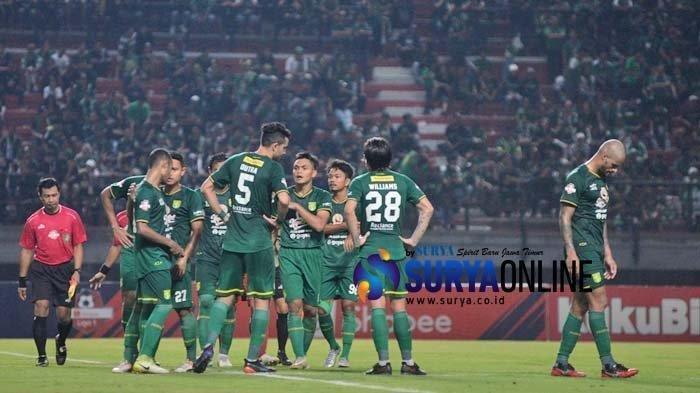 Resmi! Pertandingan Persebaya Surabaya vs Barito Putera 2 Oktober 2019 Ditunda