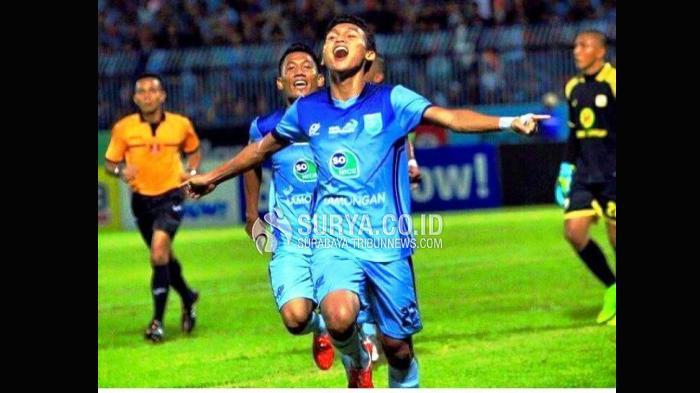 Hasil Akhir Persela Lamongan vs Sriwijaya FC 3-0, Laskar Joko Tingkir Bermain Efektif