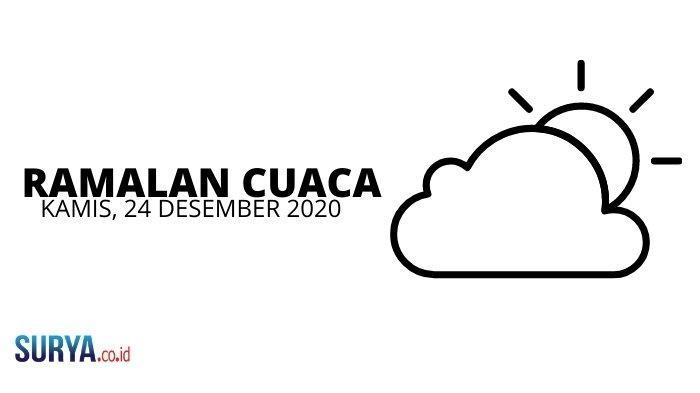 Ramalan Cuaca Besok Di Jakarta Surabaya Dan Daerah Lainnya Di Jawa Timur Kamis 24 Desember 2020 Surya