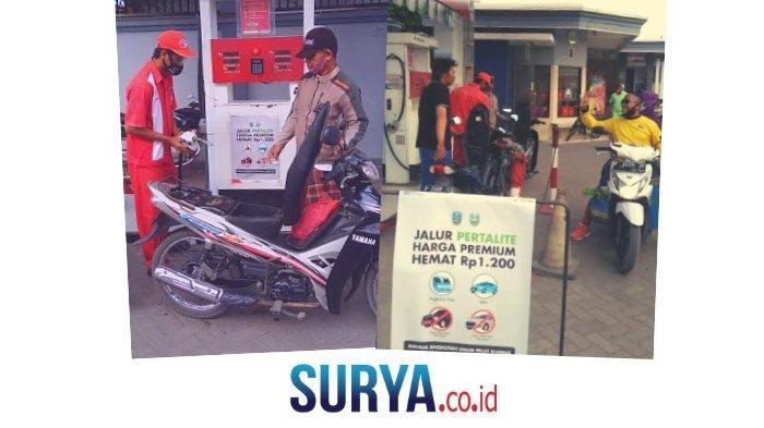 Kabar Gembira! Mulai Hari Ini di Madura Berlaku Pertalite Harga Premium Rp 6.450