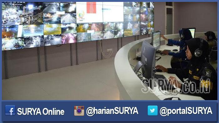 Jangan Coba-coba Buat Laporan Bohong, Pasti akan Termonitor 600 CCTV Pemkot