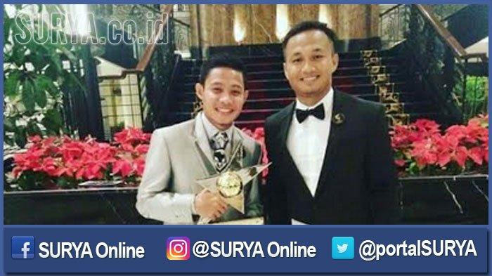Evan Dimas Terpilih Jadi Pemain Muda Terbaik 2016, Ini Komentar Manajemen BFC