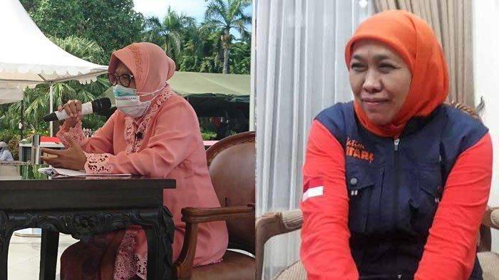 Update PSBB Surabaya Raya Tahap 3: Kata Risma dan Khofifah Soal Diperpanjang, Aparat Razia Warkop