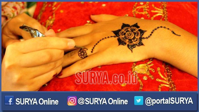 Henna Art, Pengganti Tato yang Bikin Cantik Kulit Berkat Motif dan Warnanya