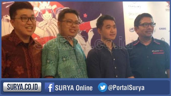 1000 Cosplayer se-Indonesia Adu Kostum di Surabaya