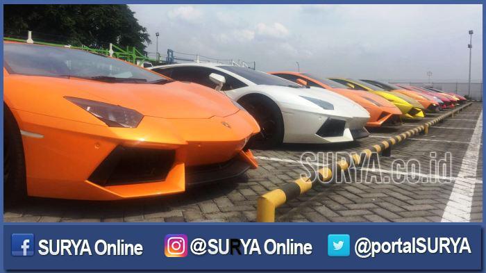 Dana Penanggulangan Corona Cair, Malah Dibelikan Lamborghini