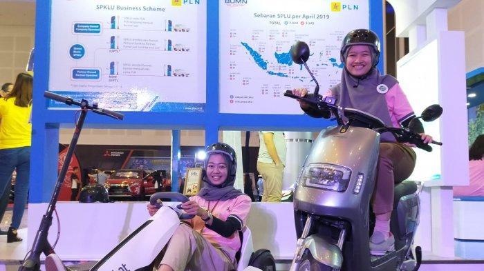 IIMS Surabaya 2019, Dapat Mendorong Percepatan Program Kendaraan Bertenaga Listrik