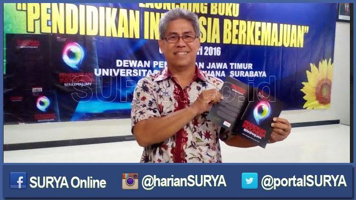 Terkait Demo Siswa SMAN2 Malang, begini Komentar Pengamat Pendidikan Prof Zainuddin Maliki