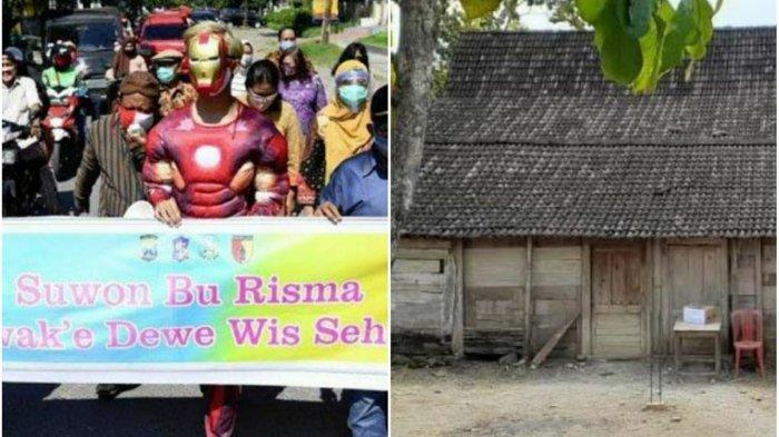 Berita Surabaya Populer Hari ini: 33 Warga Ketintang Sembuh Covid-19 dan Rumah Berpindah Sendiri