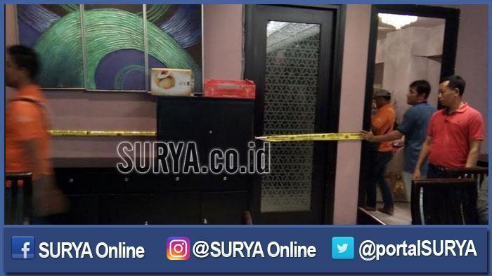 Astaga! Arek 3 Tahun Tewas Tertimpa Pintu Restoran di Grand City Surabaya