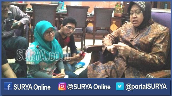 Meski Inflasi Surabaya Cukup Tinggi, Risma Ogah Bentuk Tim Pengendali Inflasi ternyata ini Alasannya