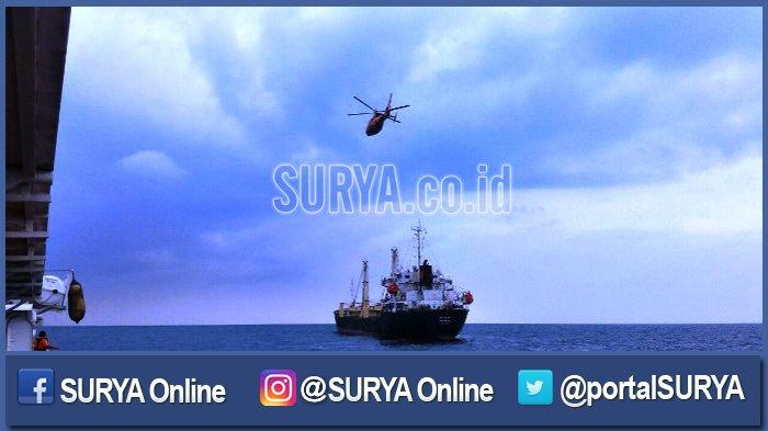 Pencarian 12 ABK Diperluas Hingga ke Perairan Semarang