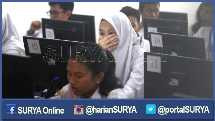 Nilai Ujian Nasional SMP di Surabaya Menurun, Guru-guru Akan Dievaluasi