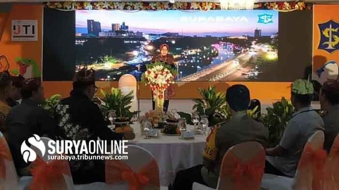 Walikota Risma, Bupati Thoriqul Haq dan Badrut Tamam Jadi Pembicara di Acara IJTI Surabaya