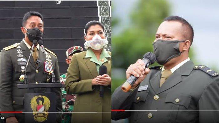 Berkat Jenderal Andika Perkasa, Perwira TNI AD ini Akhirnya Bisa Urus Orangtua, Berikut 4 Faktanya