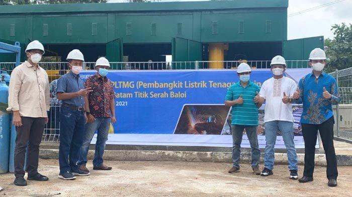Subholding Gas Pertamina Penuhi Kebutuhan Gas PLTMG Baloi, Dukung Ketahanan Listrik di Batam-Bintan