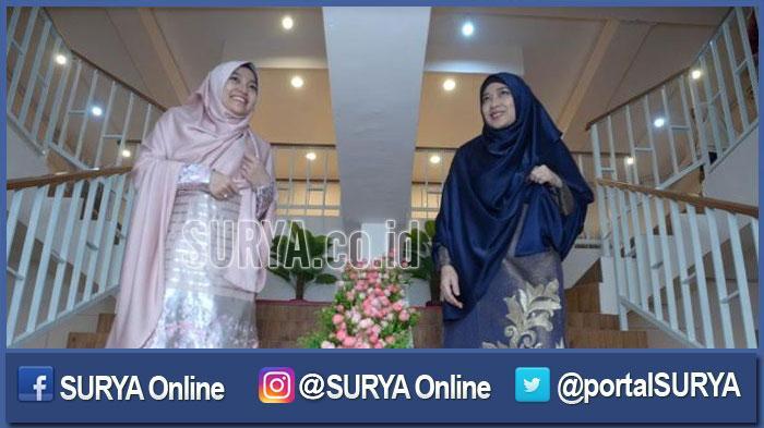 Cantik,  Hijab Syar'i Untuk Semua Aktivitas