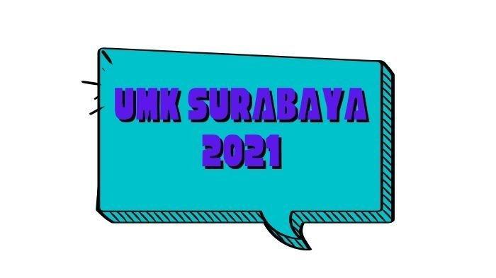 Besaran UMK Surabaya 2021 Naik, UMK Jatim 2021 Juga Naik, Ini Kenaikan Lengkapnya