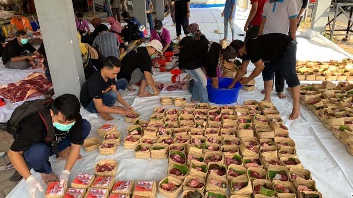 Aturan Penyembelihan Hewan Kurban, Takbiran dan Shalat Idul Adha 1442 H di Daerah PPKM Darurat