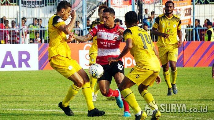 Nyaris Kalahkan Madura United, Djanur Sebut Wasit Kurang Jeli dan Rugikan Barito Putera