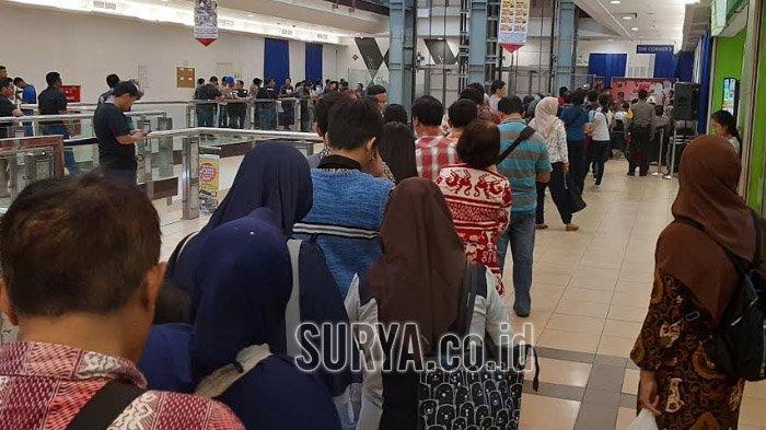 Mulai Dibuka Hari Ini, Layanan SIM Corner di Lantai I BG Junction Kota Surabaya