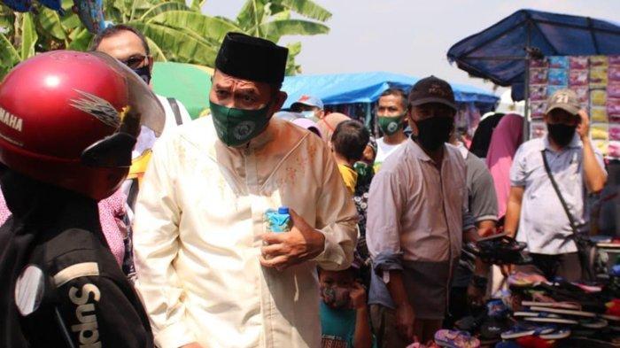 BHS Ingin Kembangkan Pasar Rakyat di Semua Wilayah Sidoarjo