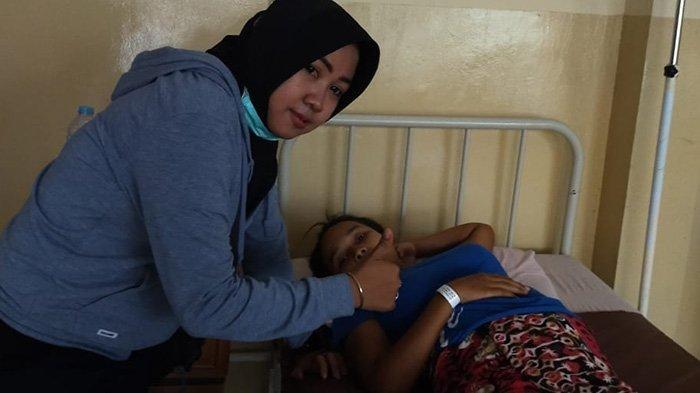 DRAMATIS! Ibu di Surabaya Melahirkan di Pasar Dibantu Bidan PHL Diskes Koarmada II TNI AL
