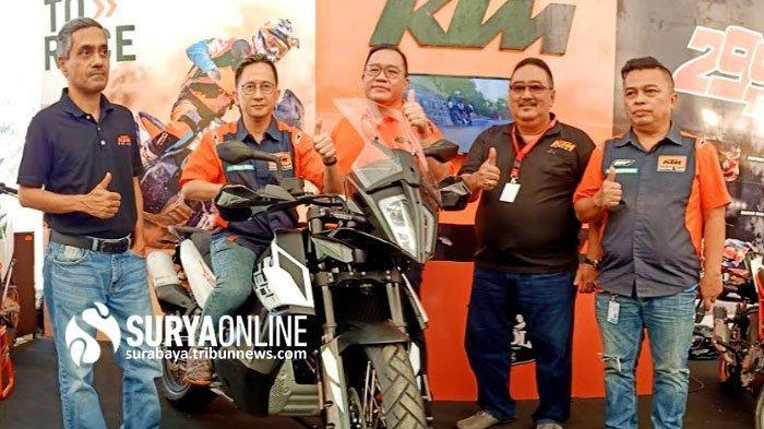 Penampakan Big Bike KTM 790 Adventure di IIMS Surabaya 2019, Ini Kelebihan dan Spesifikasi