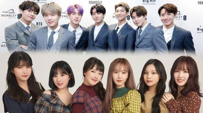 Big Hit Entertainment Resmi Akuisisi Source Music, BTS - GFRIEND Bakal Bersaudara & Tinggal Seatap?