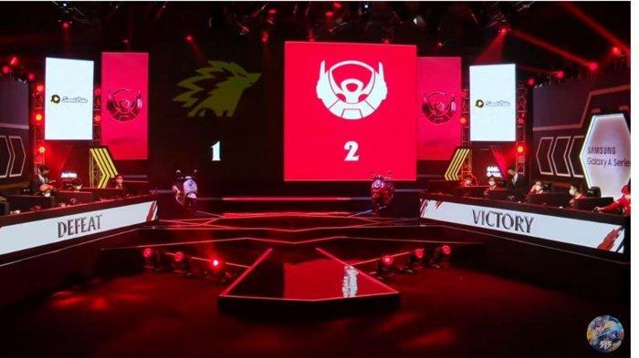 Hasil Playoff MPL Season 7: Tumbangkan Onic, Bigetron Tantang EVOS Legends di Final Upper Bracket