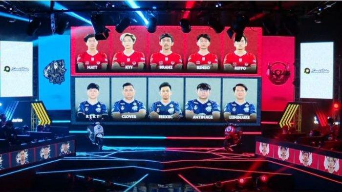 Hasil Playoff MPL Season 7: Bigetron Raih Grand Final Perdana, EVOS Hadapi GFLX di Lower Bracket