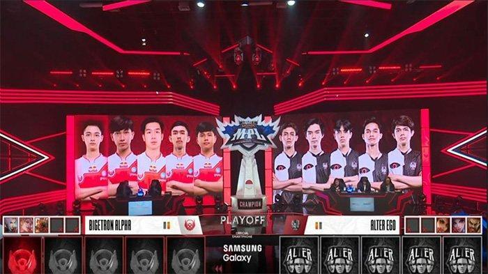 Hasil Playoff MPL Season 6: BTR Alpha Bungkam Alter Ego 2-1, Hadapi RRQ Hoshi di Final Upper Bracket