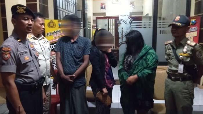 Bilik Cinta di Warung Kopi Sampang, Wanita Cantik Asal Jember & Pria Pelanggan Diamankan Petugas