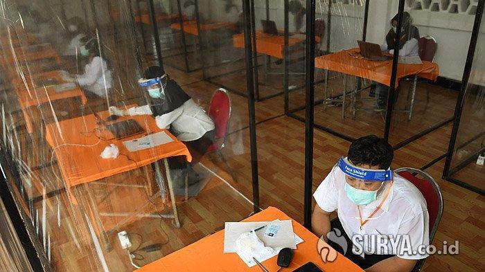 Ketua Komisi D Desak Gratiskan Tes Swab Antigen Bagi Peserta CPNS dan PPPK di Surabaya