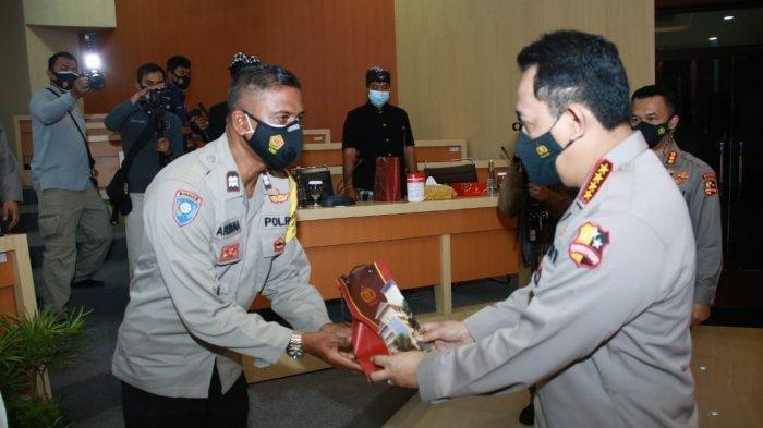 Biodata 2 Polisi Polda Bali yang Dapat Penghargaan dari Kapolri Baru, Dipuji Jenderal Listyo Sigit
