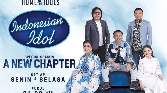Jadwal Terbaru Indonesian Idol 2021 Spektakuler Show 2, Beserta Biodata 13 Peserta dan Cara Vote