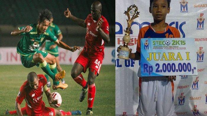 Biodata Akbar Firmansyah, Pemain Muda Persebaya Surabaya, Catatkan Debut di Piala Menpora 2021