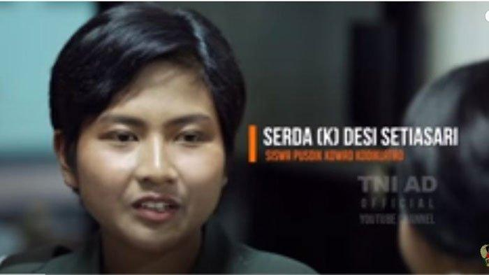 Biodata Anak Tukang Ojek Desi Setiasari Sukses Jadi Kowad ...