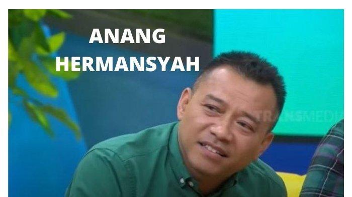 Biodata Anang Hermansyah