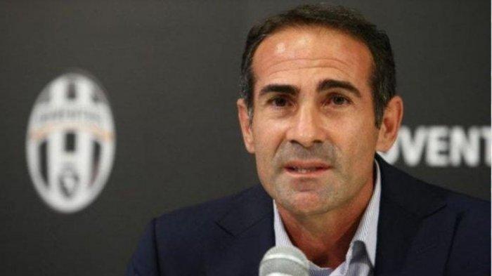 Biodata Angelo Alessio: Pelatih Baru Persija Jakarta, Pernah Melatih Juventus & Asisten Conte