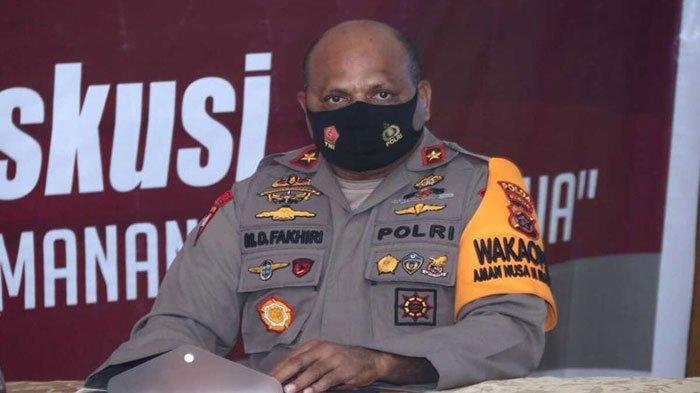 Brigjen Pol Matius Fakhiri Tak Gentar dengan Tantangan Perang Terbuka dari KKB Papua. Profil dan biodatanya ada di artikel ini