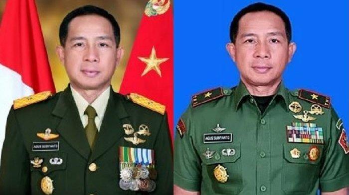 Biodata Mayjen TNI Agus Subiyanto Komandan Paspampres Jokowi yang Dimutasi Jadi Pangdam Siliwangi