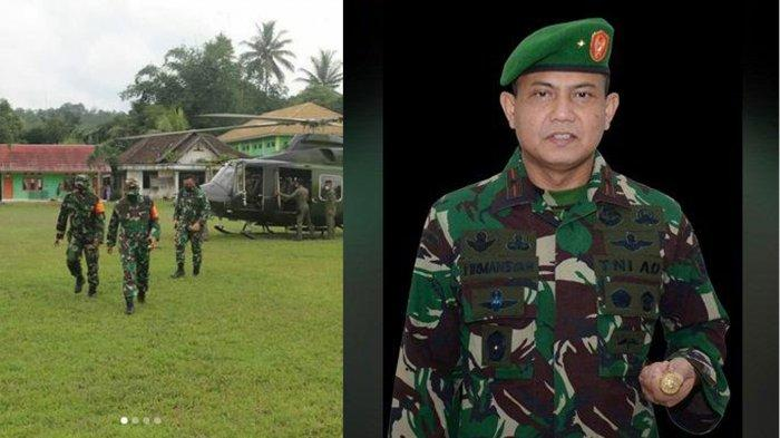 Biodata Brigjen TNI Firmansyah Anak Buah Jenderal Andika Perkasa yang Jaga Jokowi di Bendungan Tapin